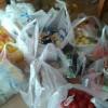 MVP dona un carro de comida a una de nuestras familias necesitadas