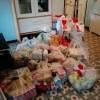 MVP dona carro de comida a otra familia en situación extrema