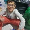 Gracias a Opticalia Imatge y a Mónica, Angelo tiene nuevas gafas y dejará de sufrir