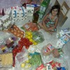 Enviamos carro de comida para Naila, nuestra peque de Tarragona